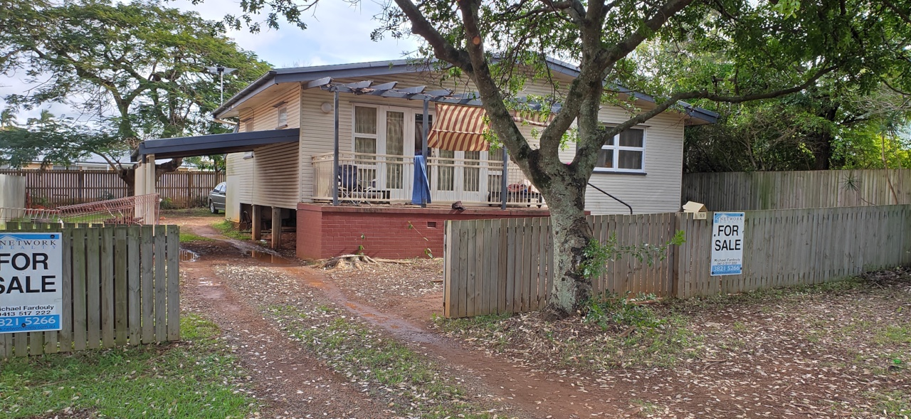 Lowset Home with Development Potential