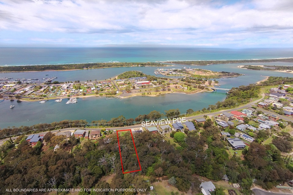 GIPPSLAND LAKES RENOWNED RESIDENTIAL ADDRESS. SEAVIEW PARADE KALIMNA