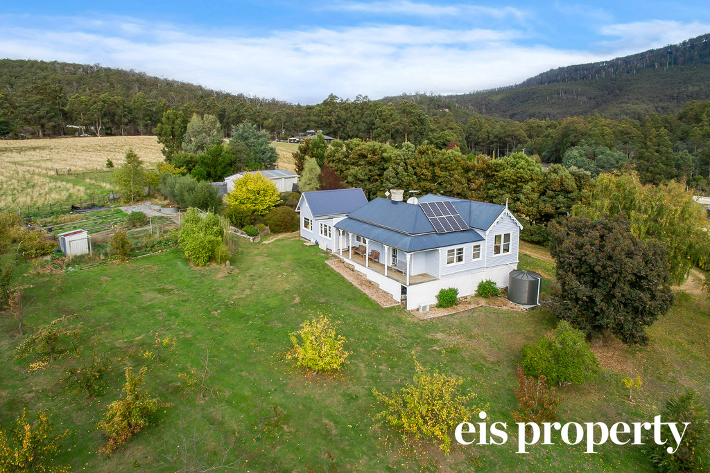 Outstanding federation home on acreage