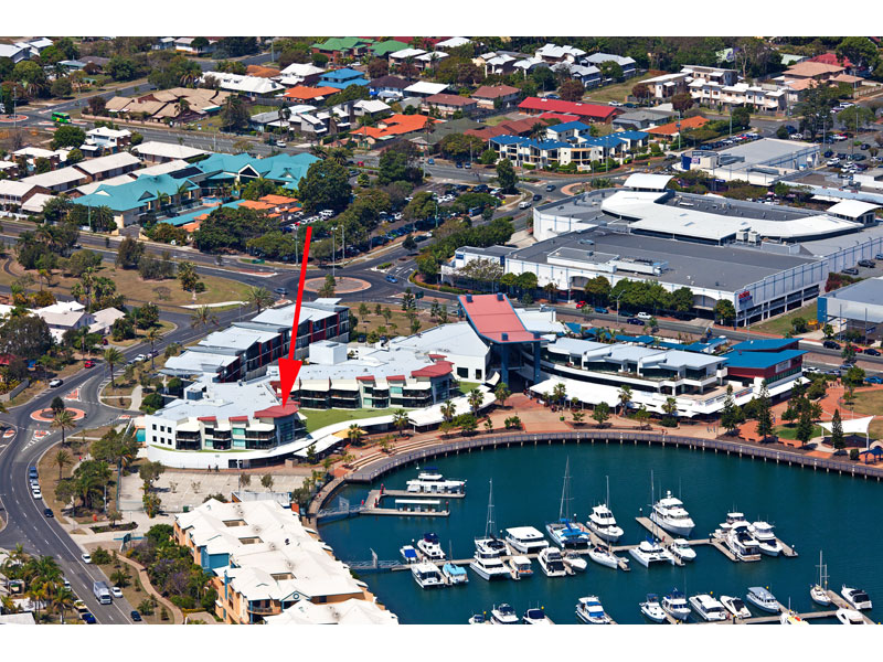 Raby Bay Harbour Designed For Convenient Living