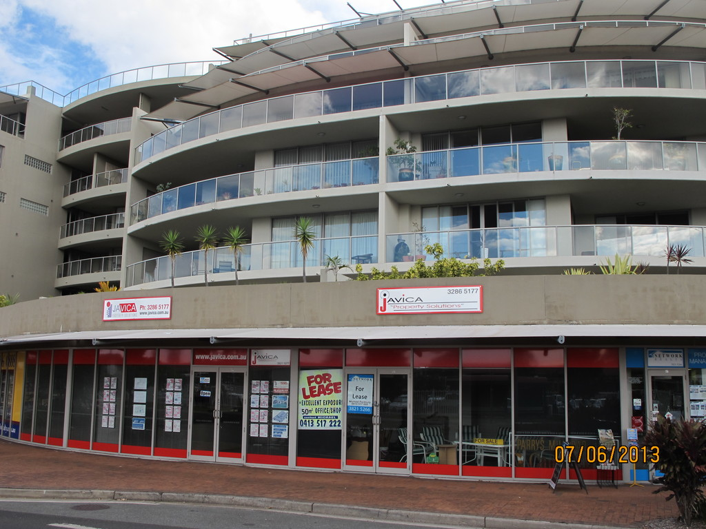 Prominent Building within Bayside Brisbane