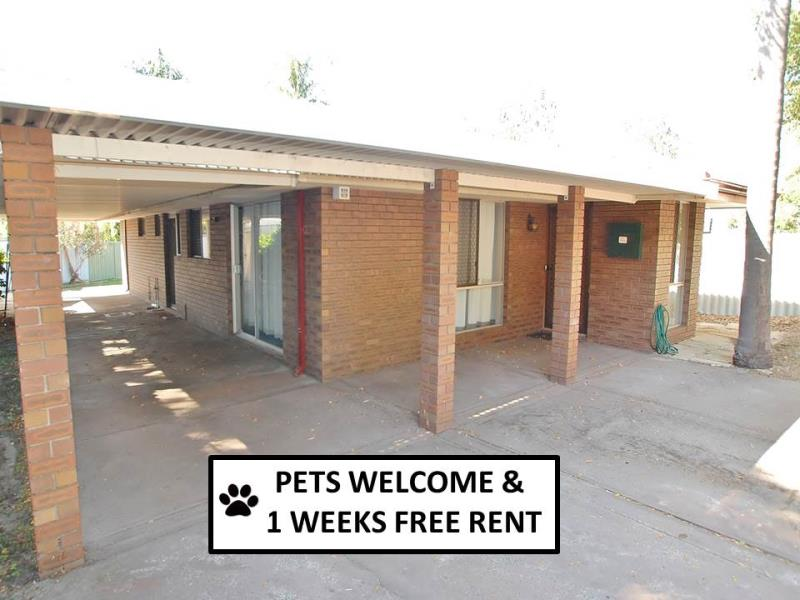 QUIET FAMILY HOME – *** ONE WEEKS FREE RENT ***