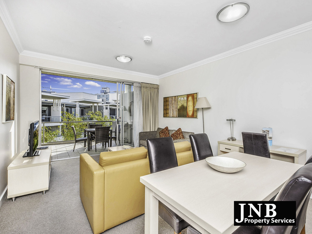 Top Floor Living + 2 Balconies = Perfect For Entertaining