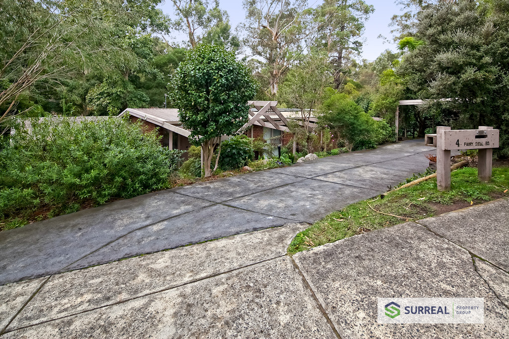 Tranquil 4 bedroom home with Study/Home office