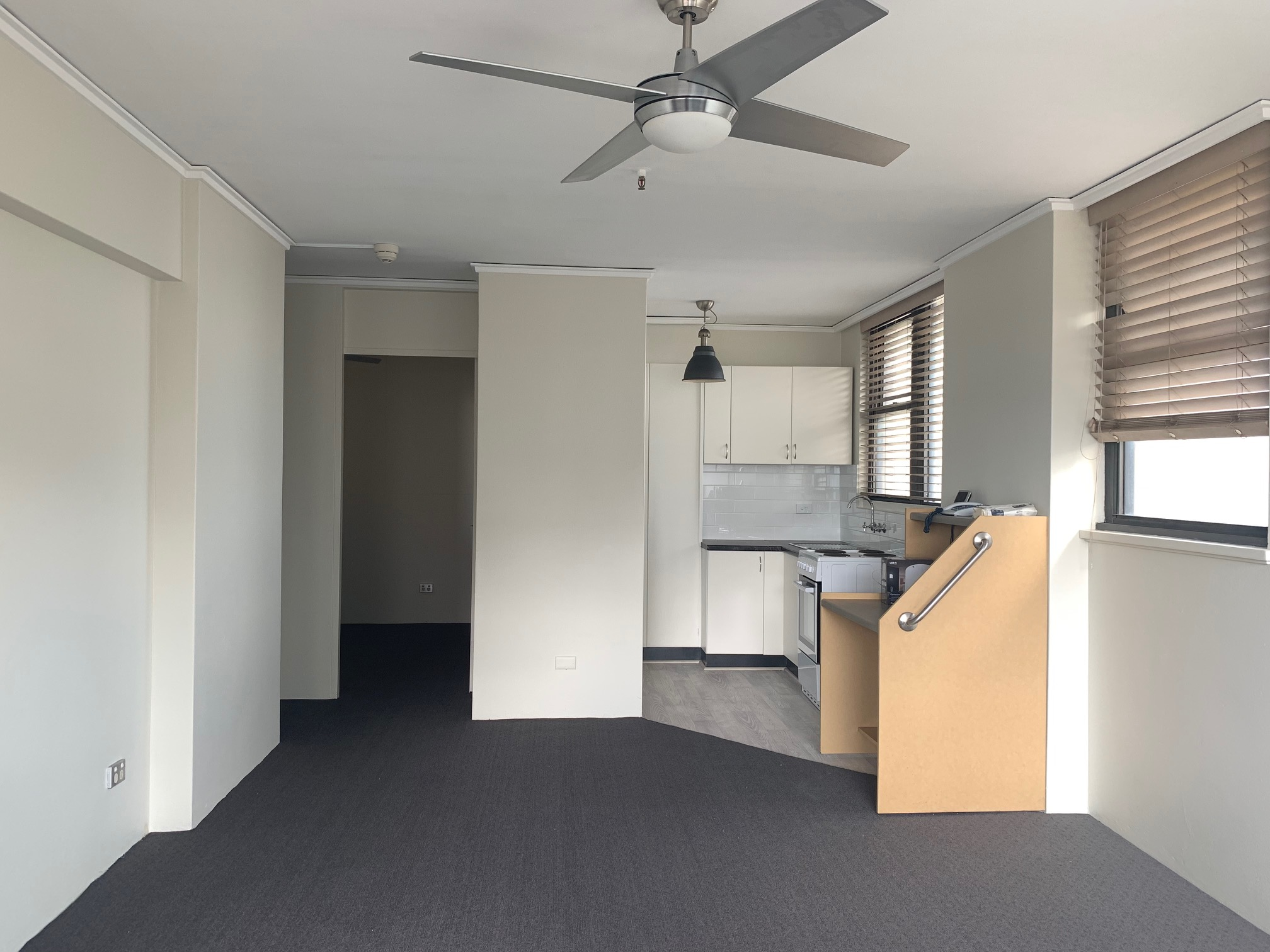 One bedroom apartment in the heart of the City! DEPOSIT RECEIVED
