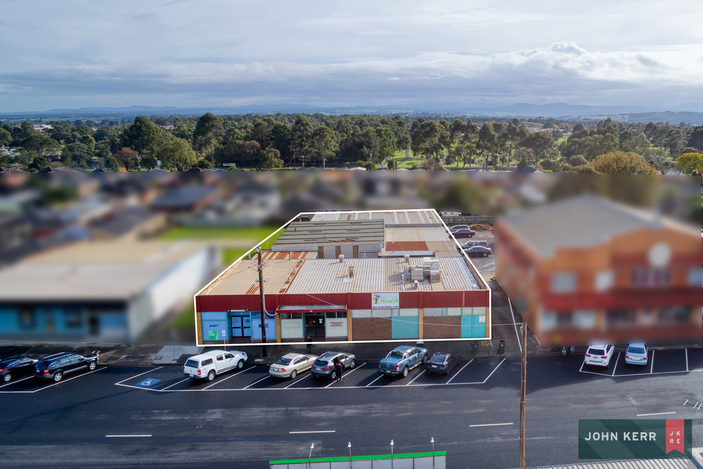 AFFORDABLE COMMERCIAL INVESTMENT WITH HUGE LAND HOLDING