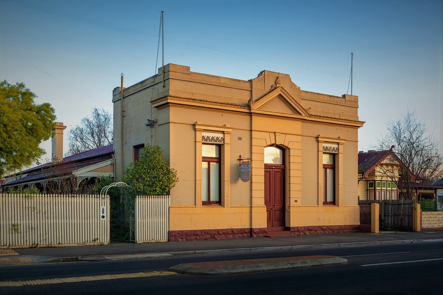 The Bank – Historic Landmark Property with Endless Possibilities