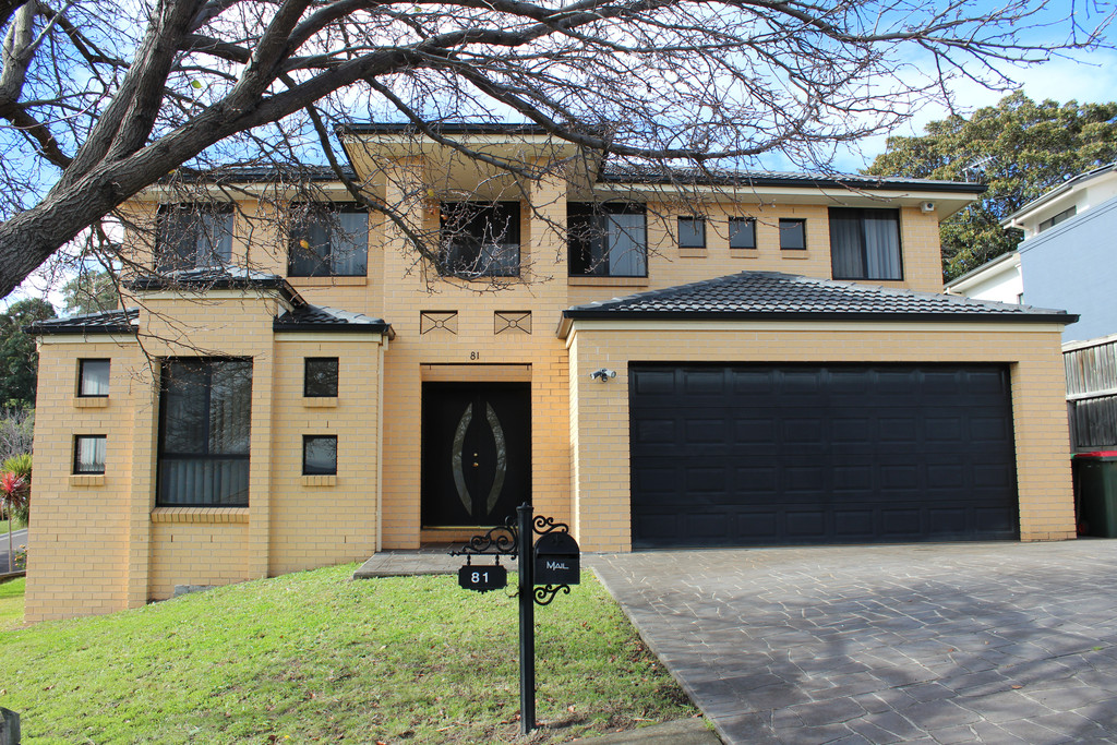 LARGE 5 BEDROOM FAMILY HOME