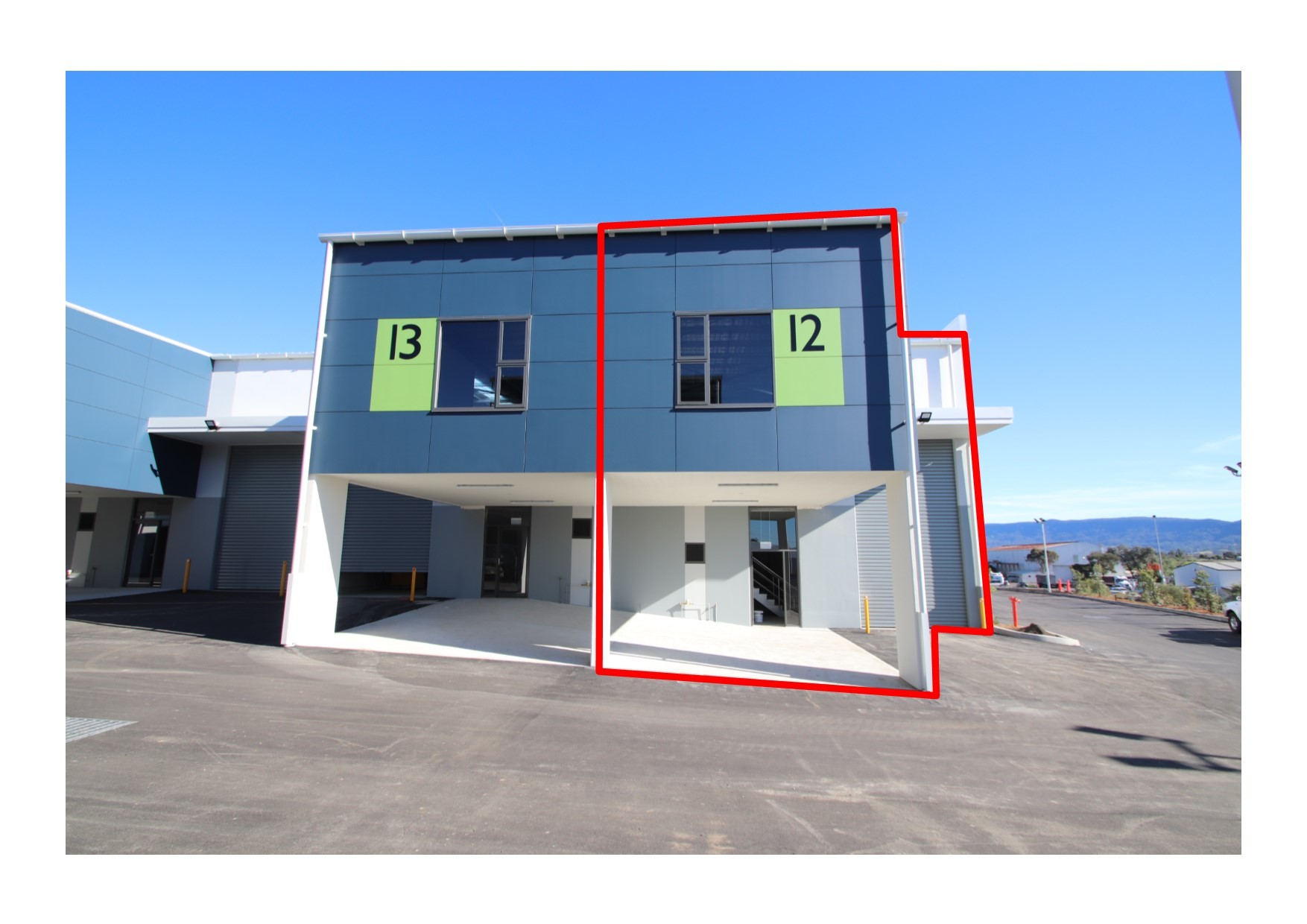 BRAND NEW INDUSTRIAL UNITS – FOR LEASE