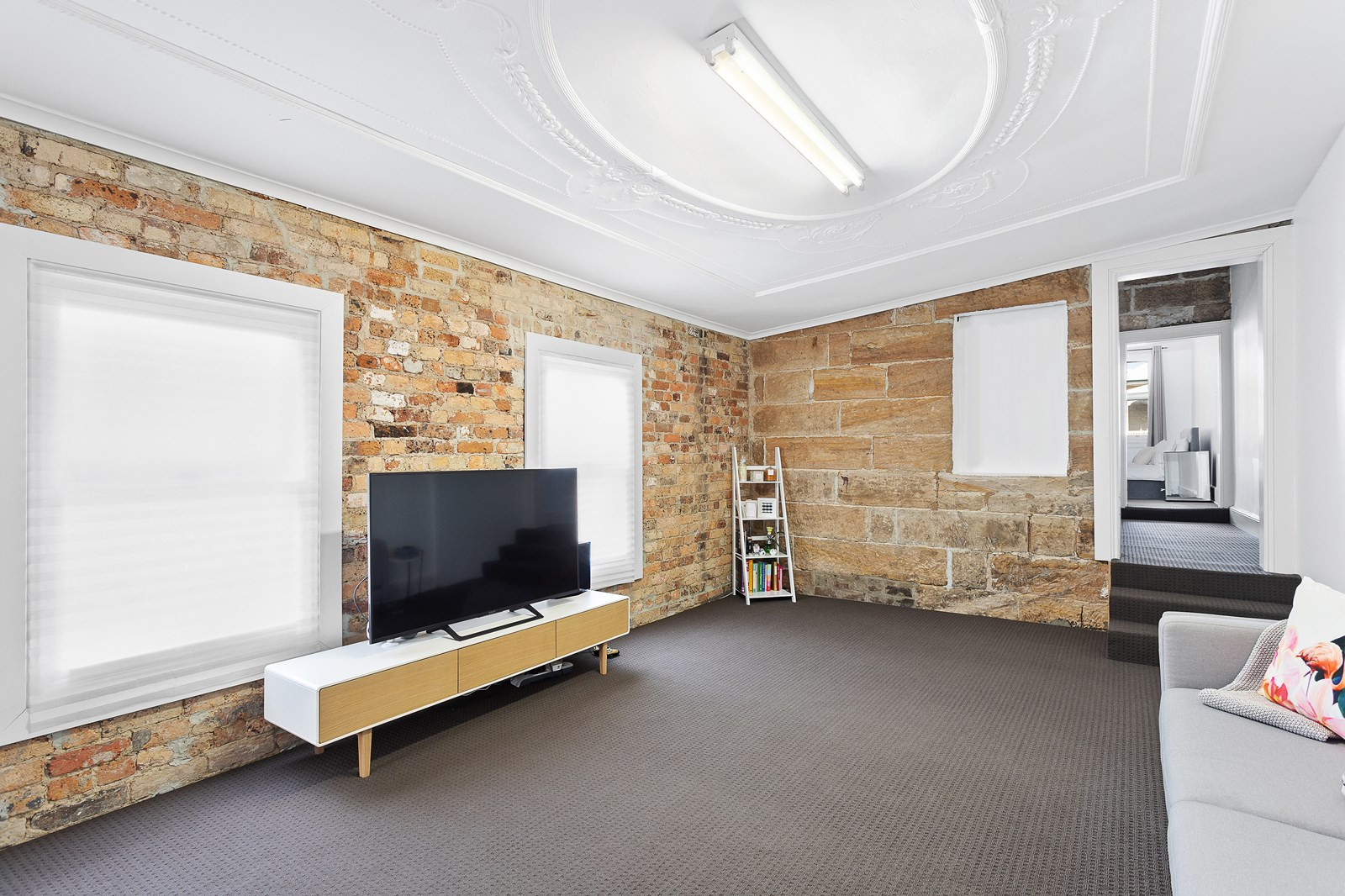 Creative living space in prime location