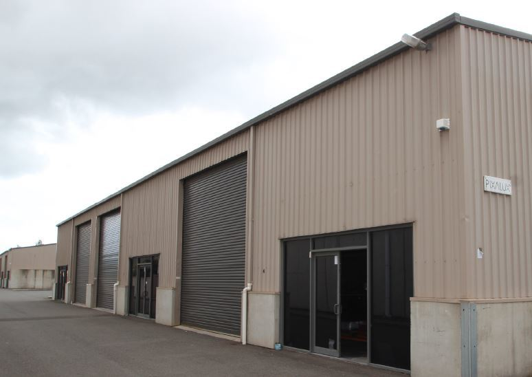 Secure 288sqm Warehouse Space Available
