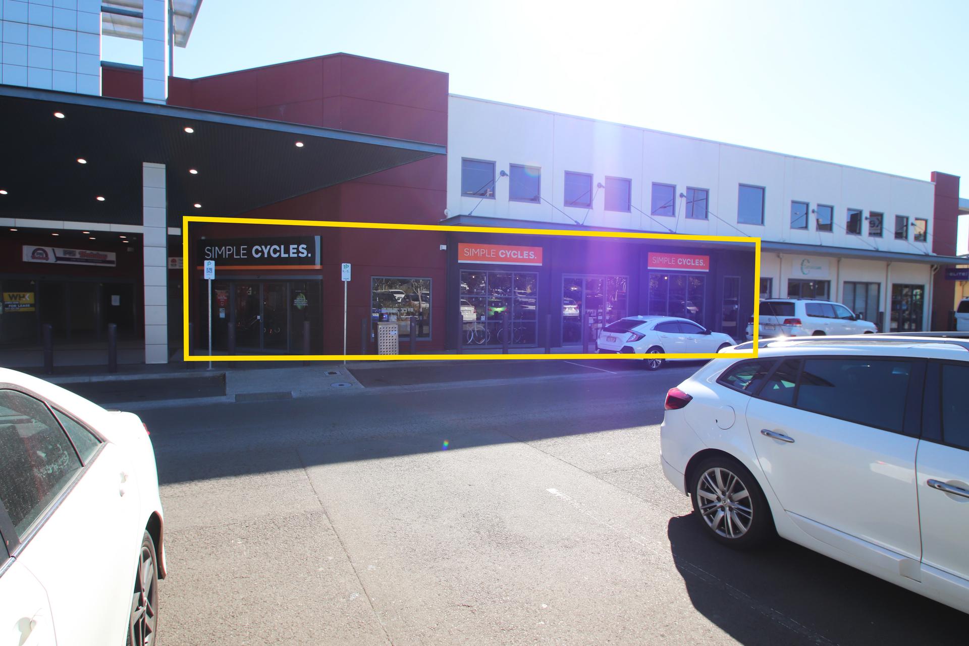 CITY CENTRE RETAIL/OFFICE