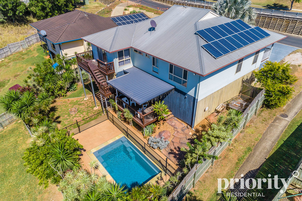 Price Reduced. Stylish Space Above & Below + Pool!
