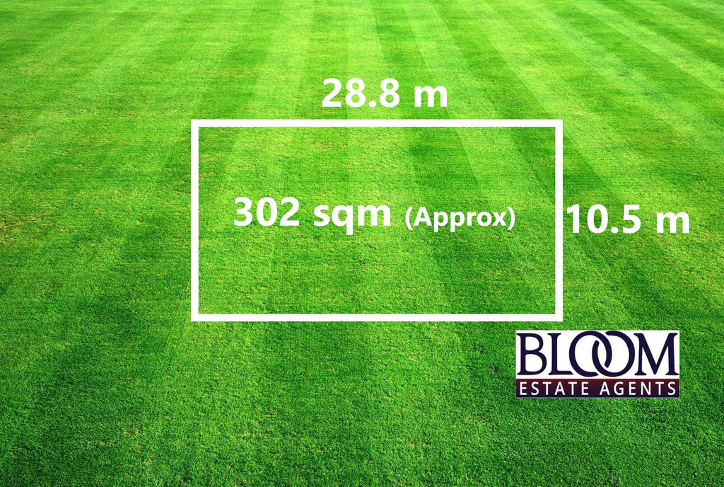 302 sqm (approx.) to Build Your Dream Home