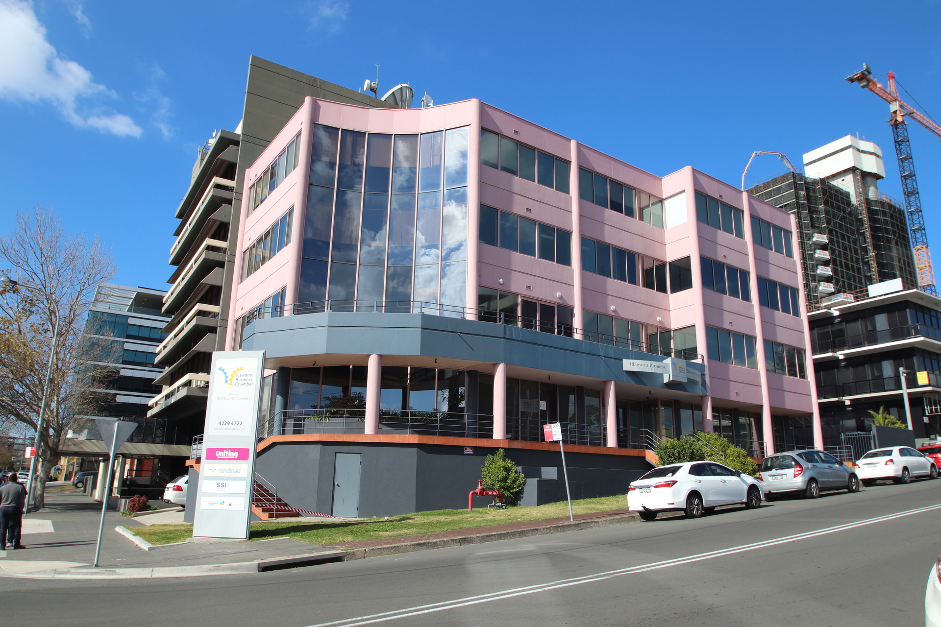 B Grade Office in Central CBD location ready to move in!