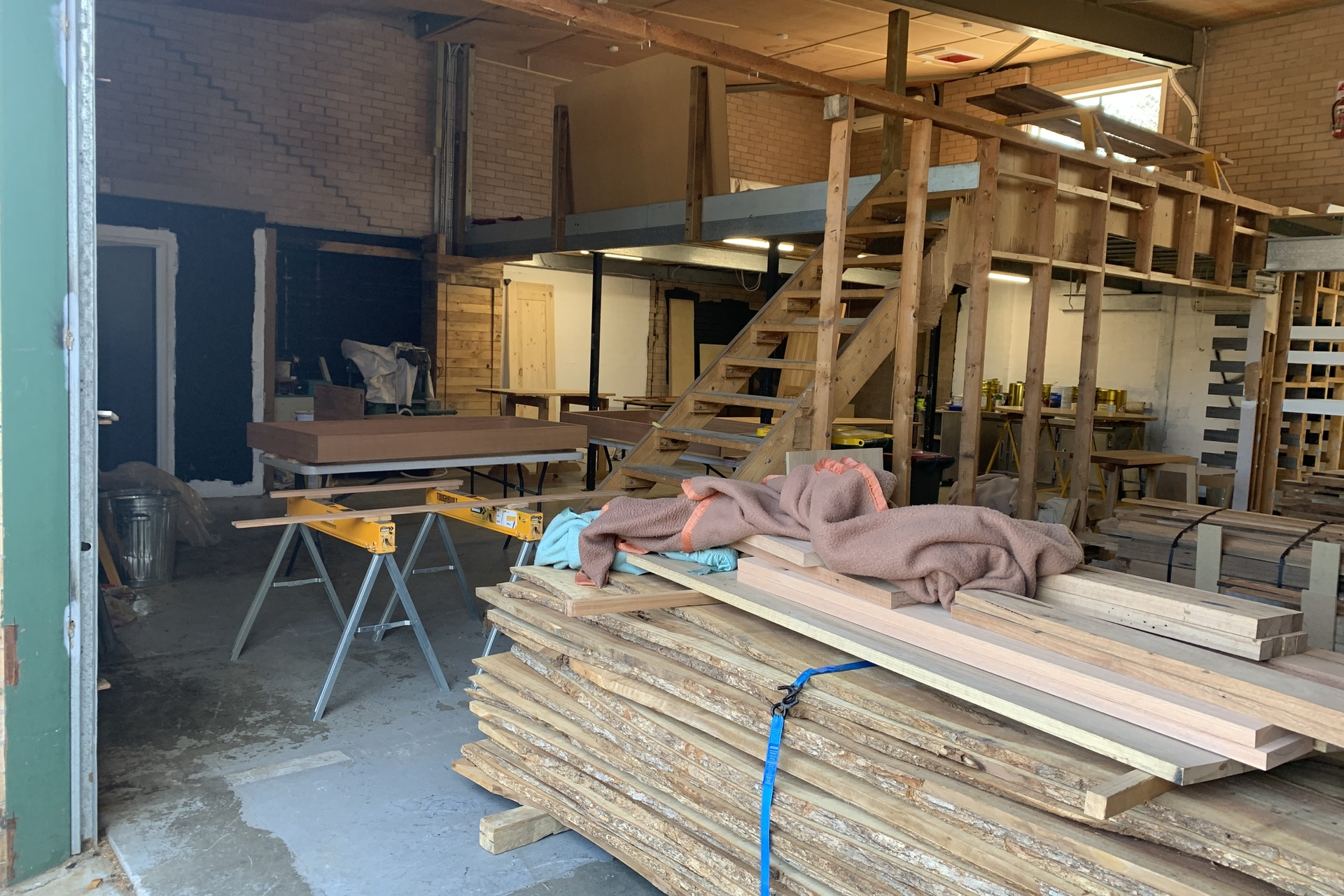 Warehouse In Nth Wollongong!