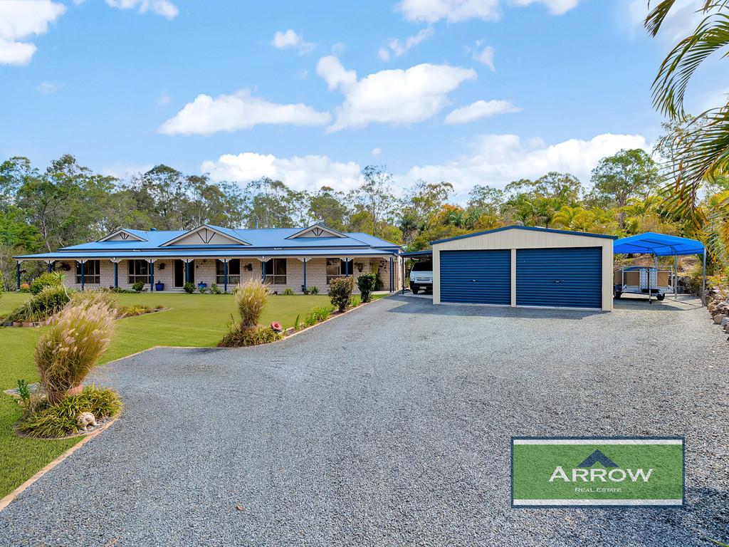 Private Acreage Family Home