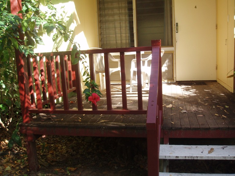 One Bedroom Fully Furnished with pool and electricity!