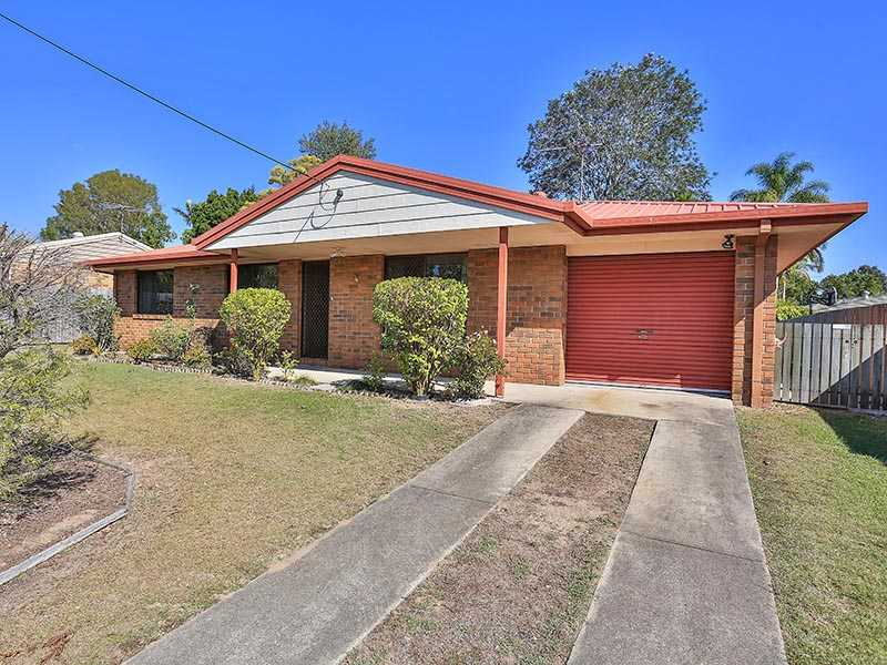 Lovely 3 bedroom home with single lock up garage, easy to maintain lawns and gardens.