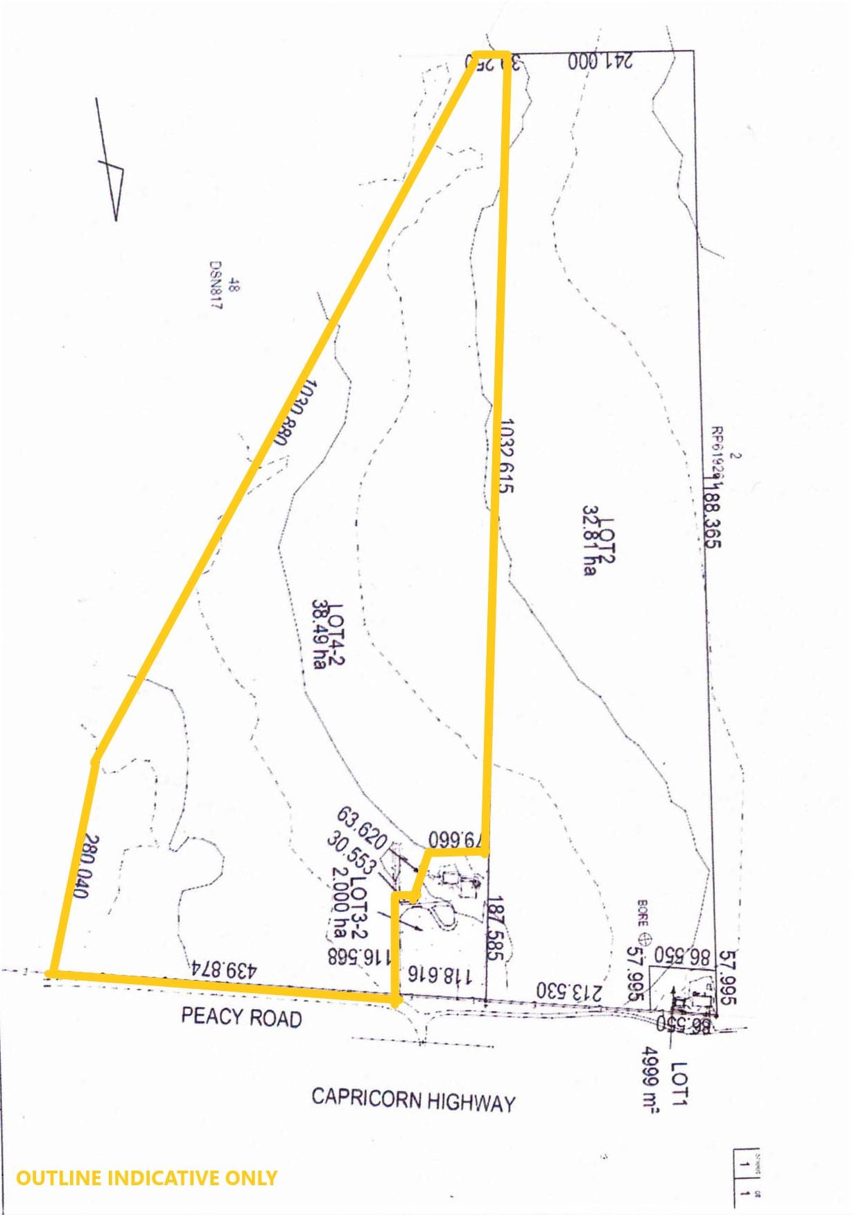 Sub-Division Potential – 2 minute drive to Emerald CBD
