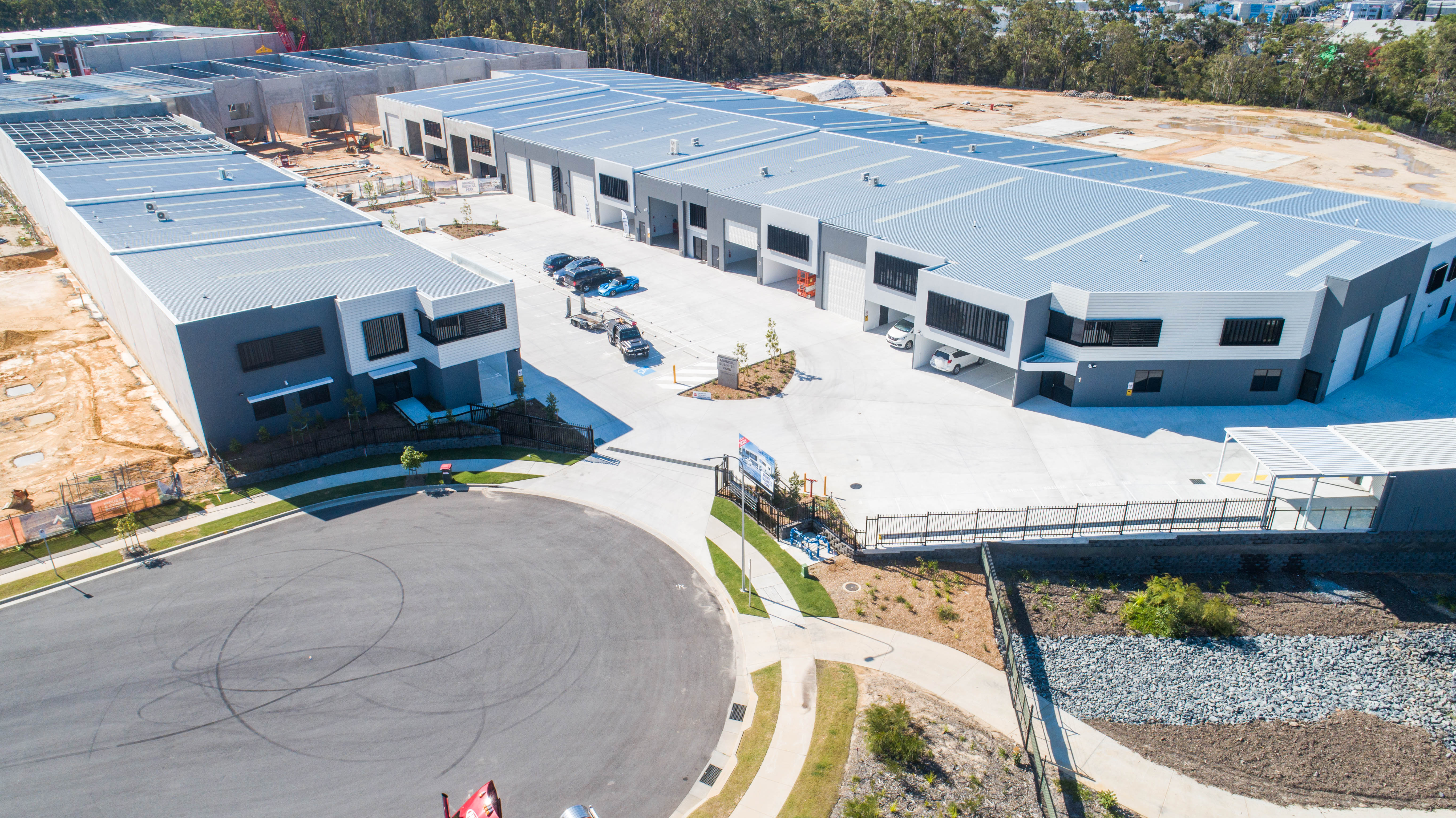 Brand New Industrial Complex – Stage 1 & 2 Selling Now