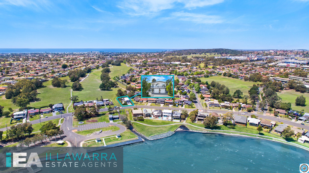 Entertain In Style With Stunning Lake Views