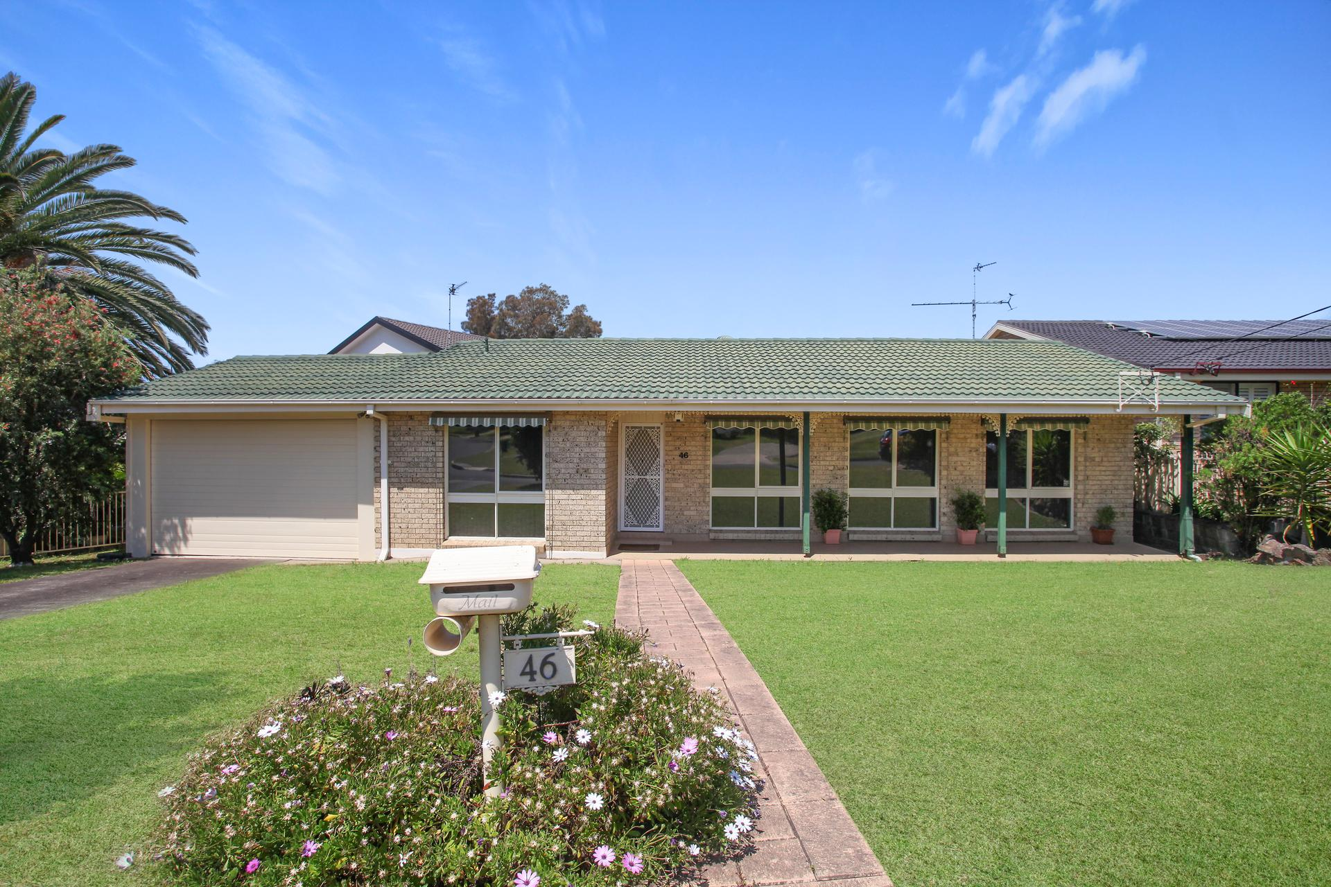 Solid Family Home with Unlimited Opportunity