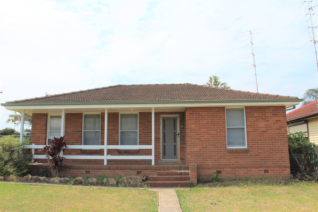 Renovated three bedroom home with two living areas