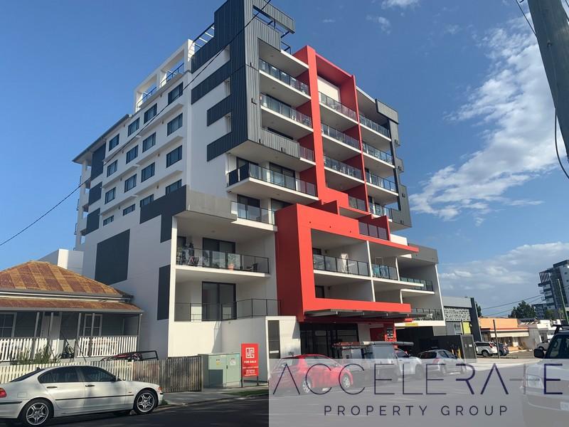 Overlook Nundah from this Top Floor Apartment