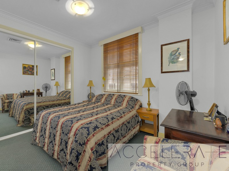 Secure Fully Furnished Studio Apartment in Convenient Location
