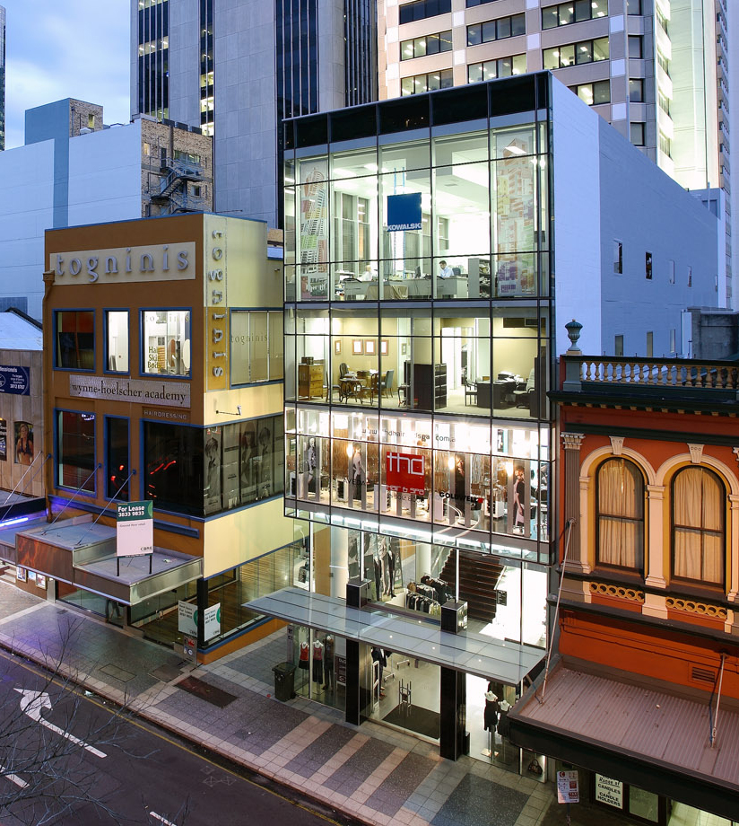 Commercial Space with Huge Window Signage and 5m high Ceilings