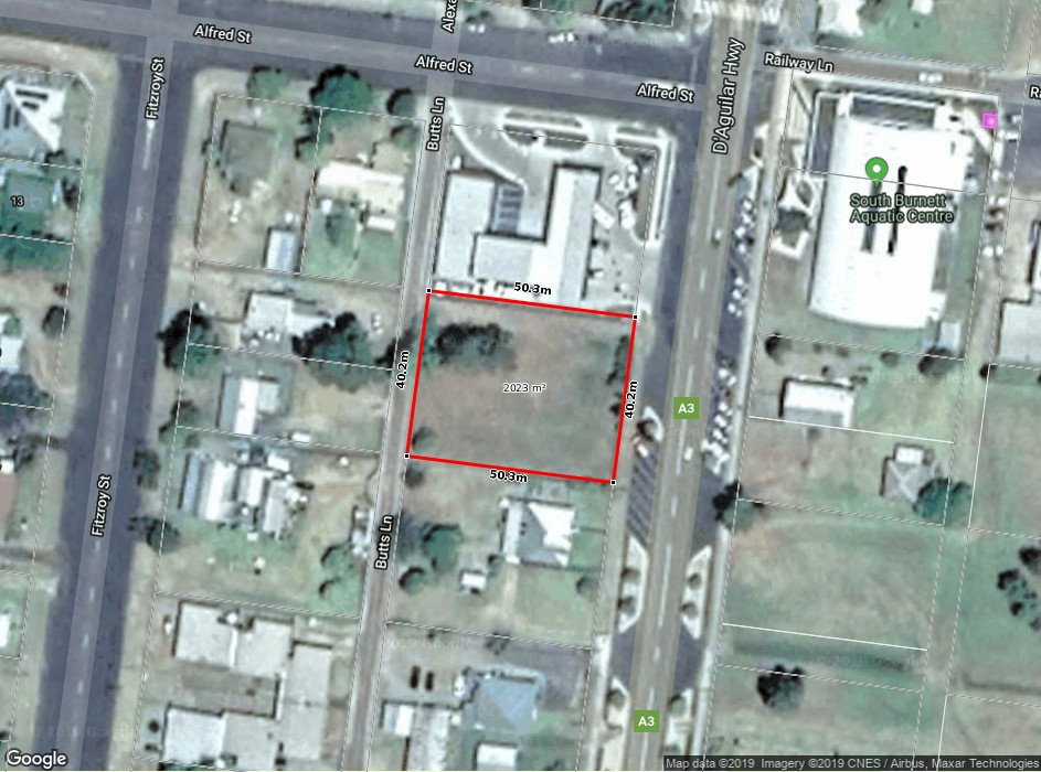 VACANT URBAN LAND IN PRIME LOCATION