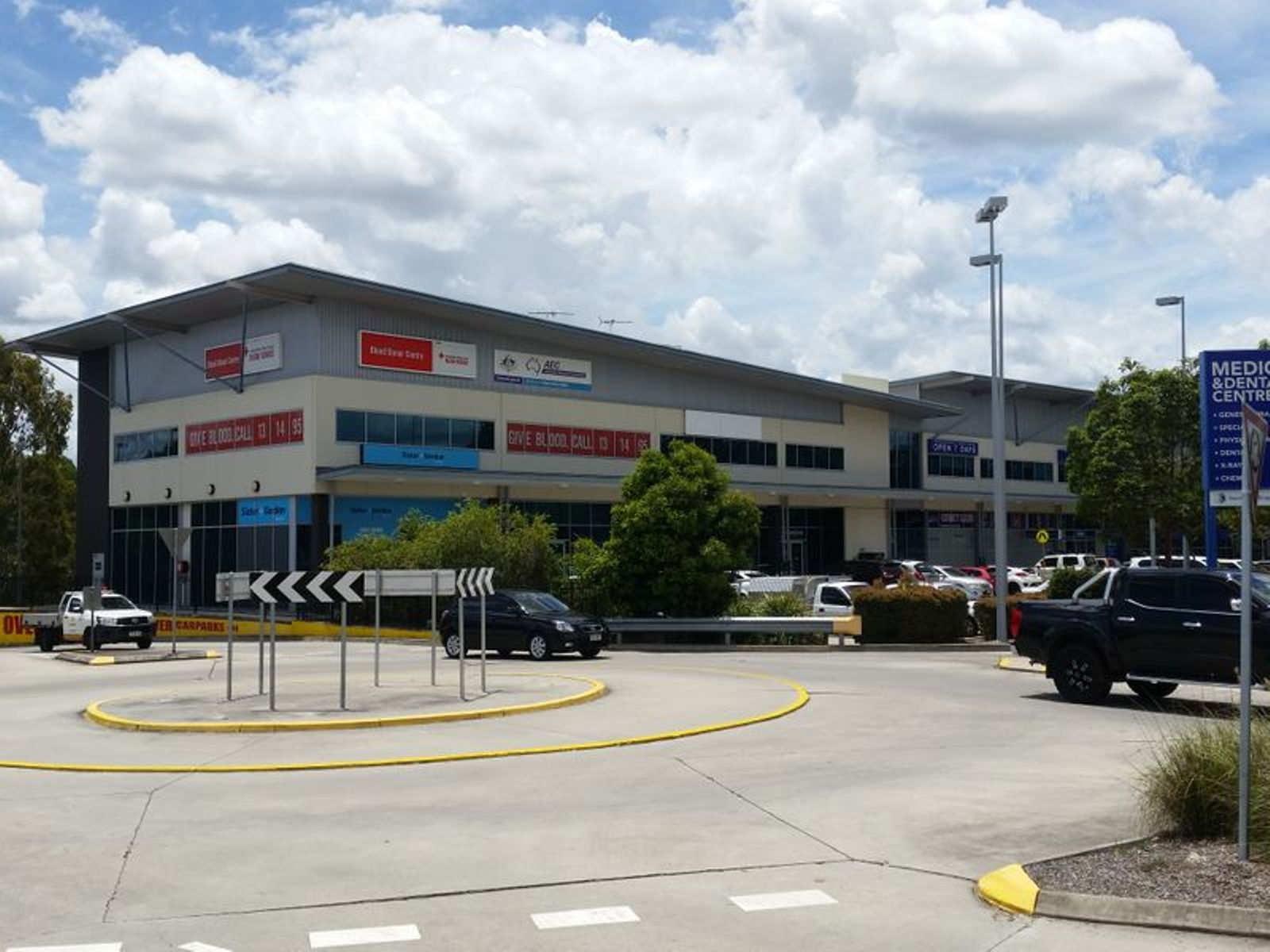 OFFICE/RETAIL – RIVERLINK SHOPPING CENTRE!