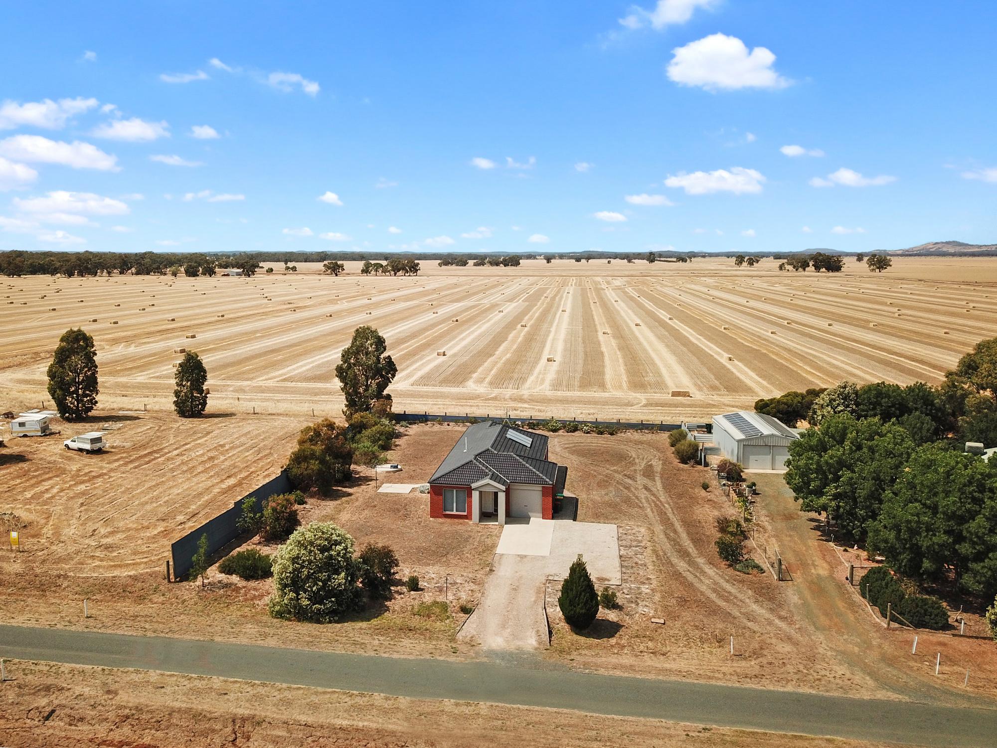 Farmhouse outlook!