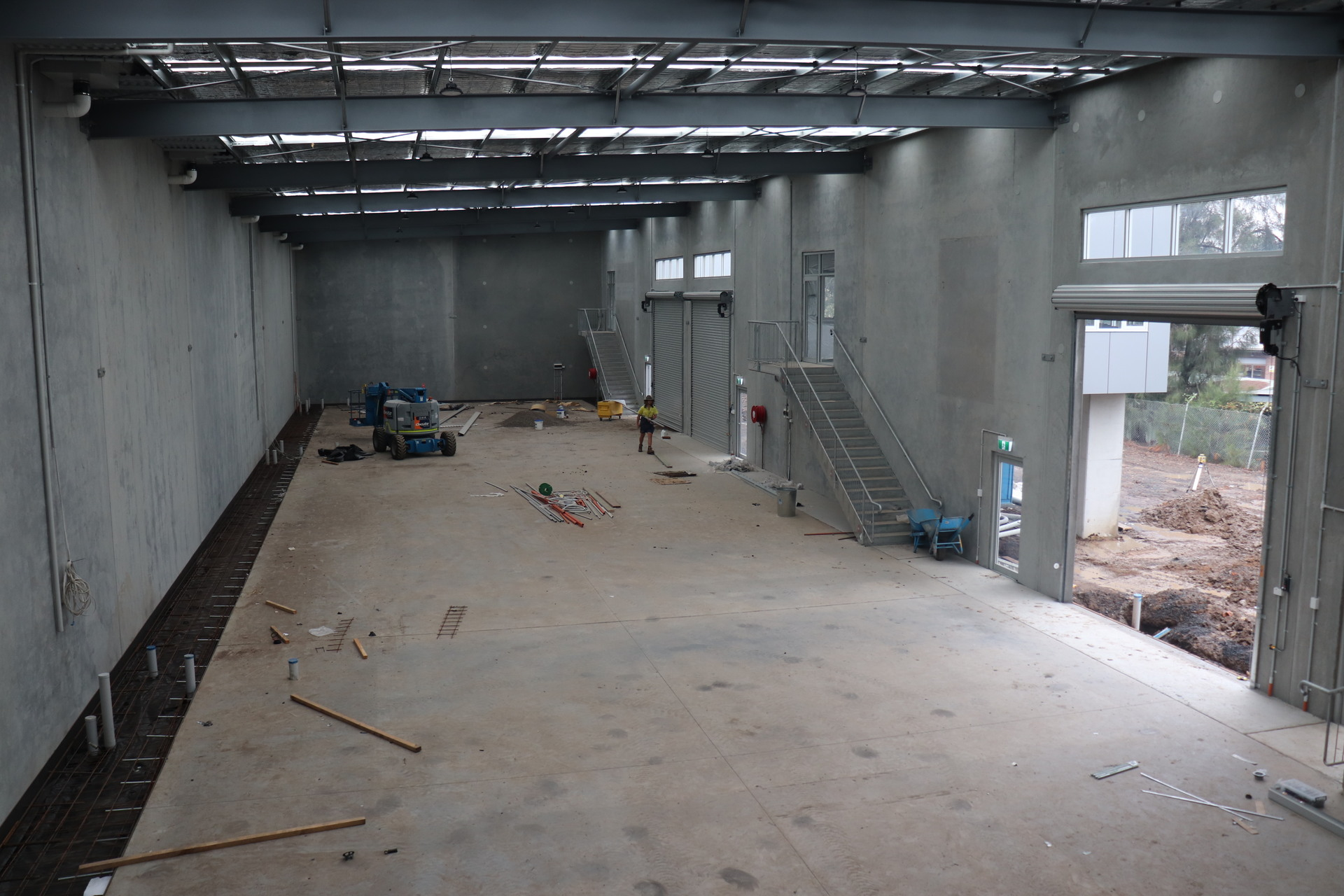 BRAND NEW MODERN WAREHOUSE FACILITY