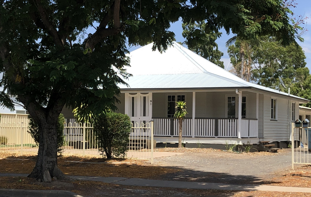 Magnificent Renovated Queenslander