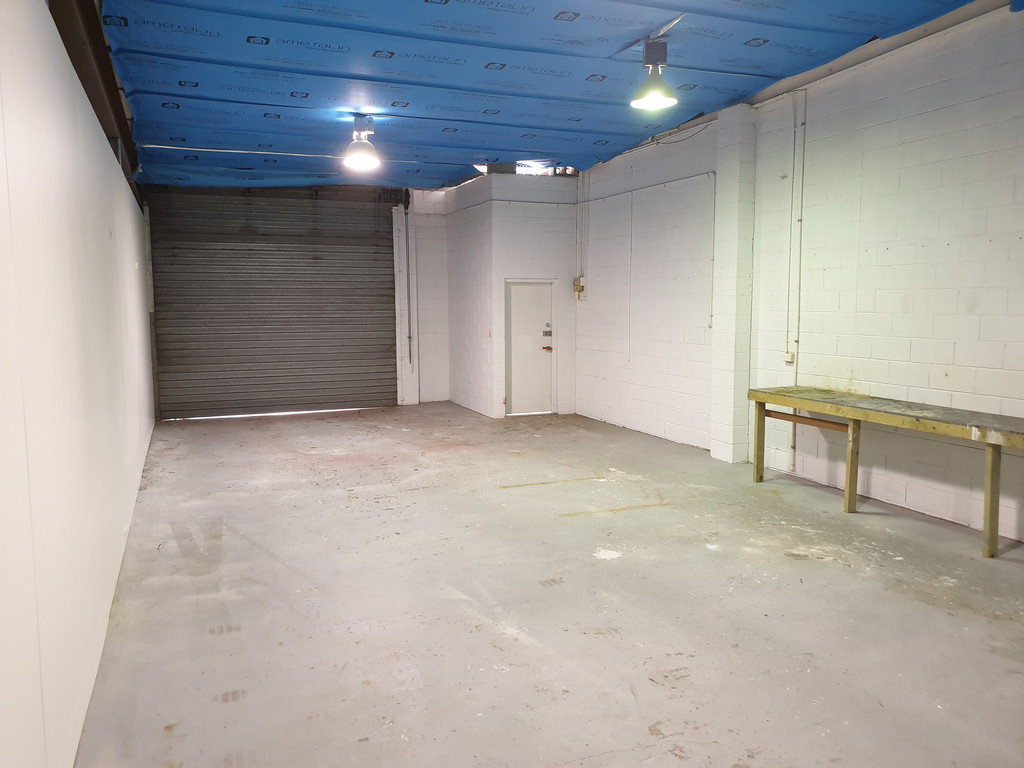 Options in this Retail /Industrial Site