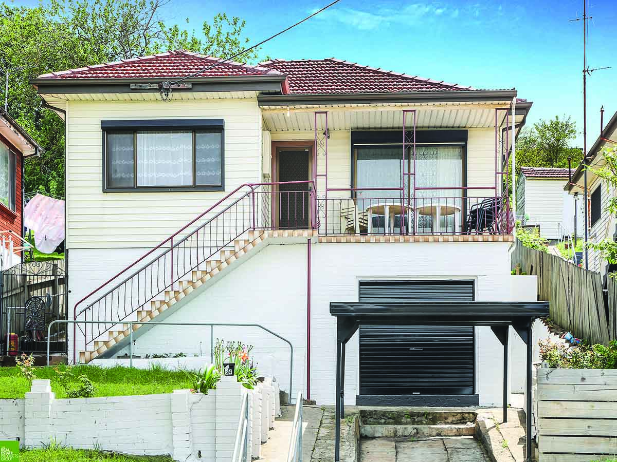STEEL TOWN ABODE WITH ORIGINAL CHARM