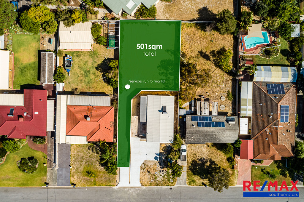 NEW PRICE – 501sqm Block with Services Ready…by RE/MAX