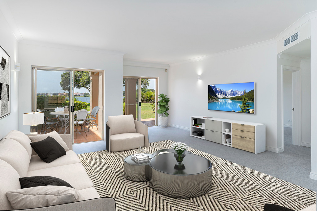Perfectly Positioned – Ground Floor Apartment