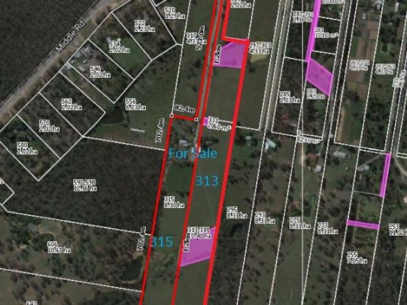 18.71HA OPPORTUNITY  for ACREAGE INVESTMENT