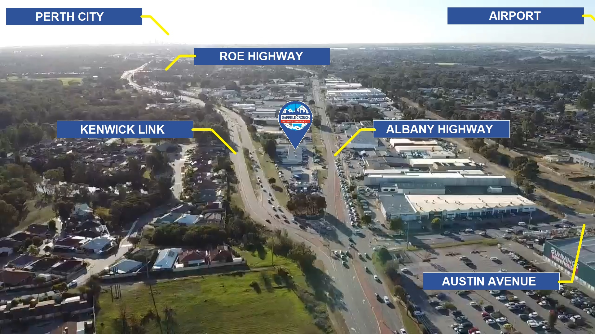 PRIME LOCATION AT THE ALBANY HWY & KENWICK LINK INTERSECTION
