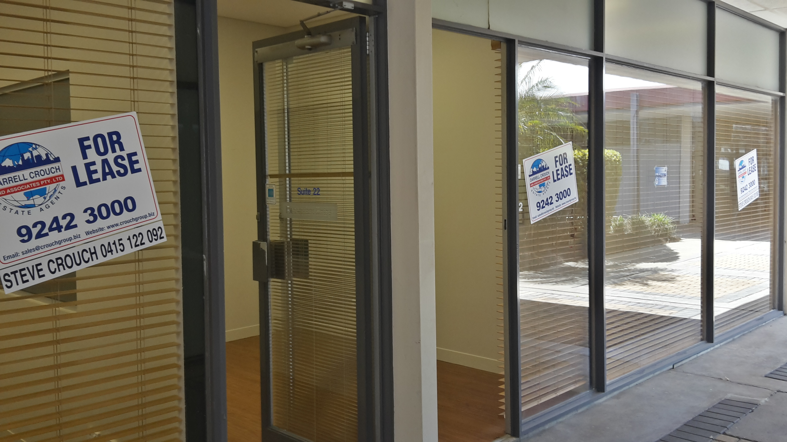 Short term leasing available – 123 sqm Office Suite in Prime Location