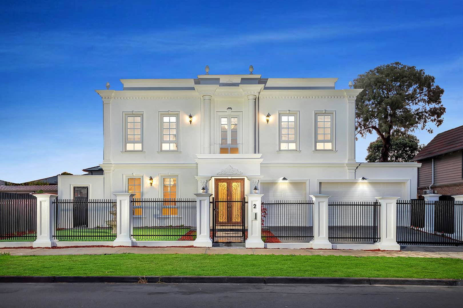 Opulent Mansion in MWSC Zone