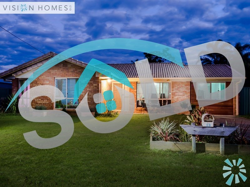 SOLD BY VISION HOMES – DO YOU NEED THIS RESULT?