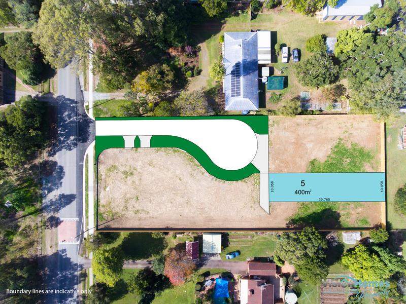 Bracken Ridge's Best Land – Lot 5 – Full Turn Key Build