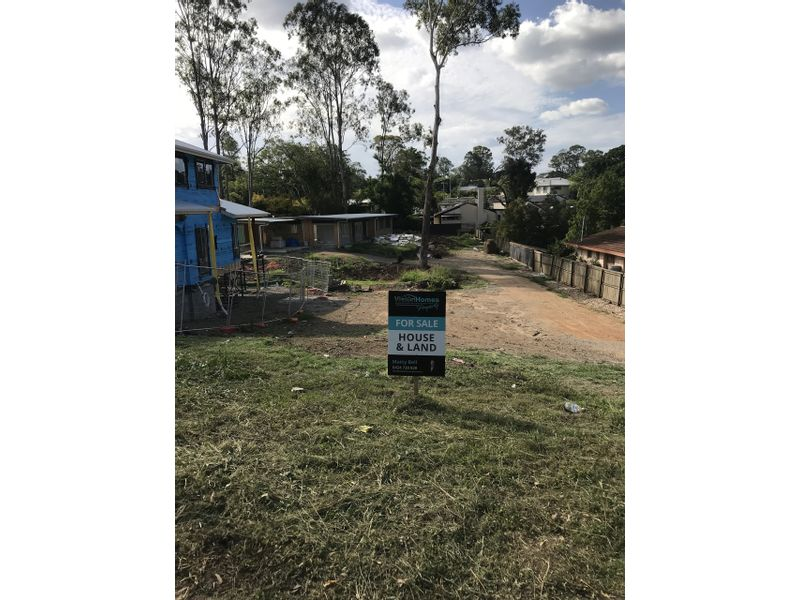 Kenmore Land 12km from Brisbane CBD – registered and ready to BUILD
