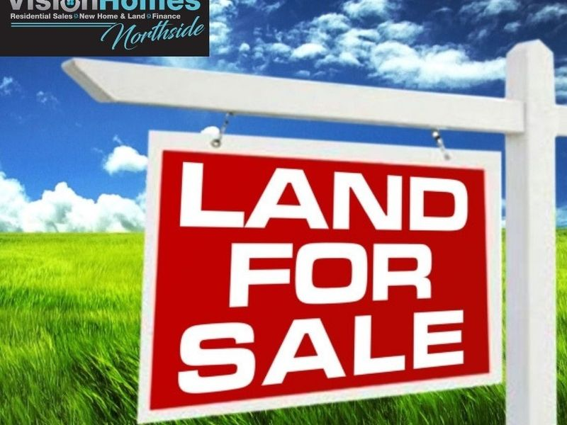 Vacant Land 553m2 – 20m Frontage