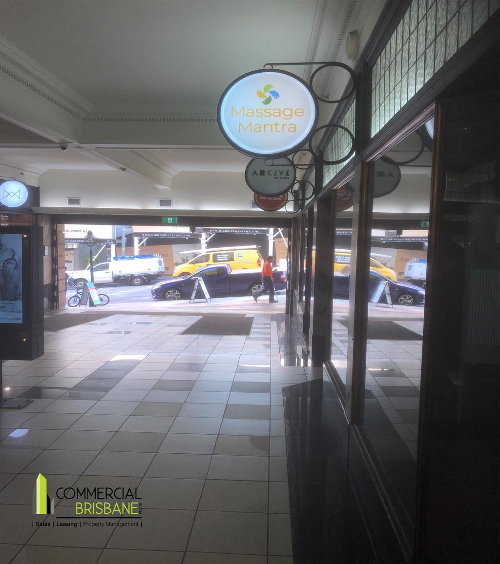 CBD Strata Shop – 51 m2