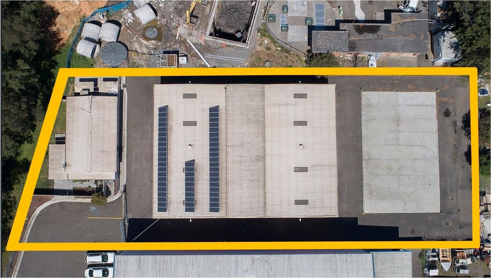 Potential Mini Storage or Distribution Centre